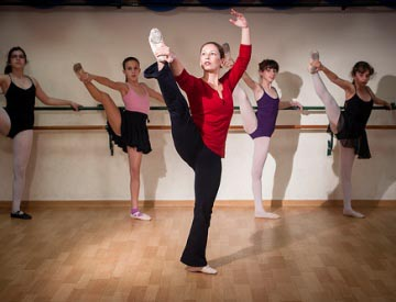 how to jazz dance for beginners